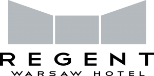 logo REGENT grey&black